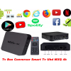 Smart Tv Box Mxq 4k Ultra Hd, 16gb,8gb Android 7.1