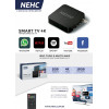 Tv Box Conversor Smart Tv 4k Nehc 16GB 2GB RAM ANDROID 7.1