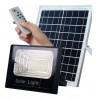 Refletor Holofote Ultra Led Solar 50w Real Placa Original